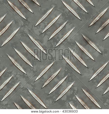 Metal Diamondplate Seamless