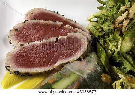 Ahi Tuna