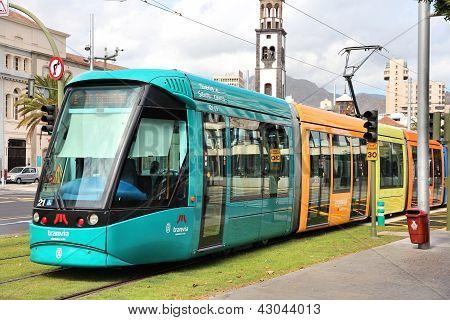 Tenerife Tram