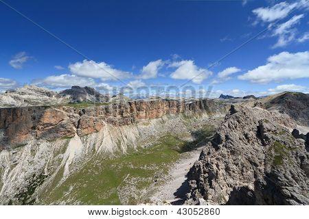 Dolomiti -  Odle-puez Massif