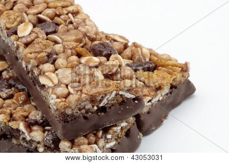 Cereal Bars Foreground