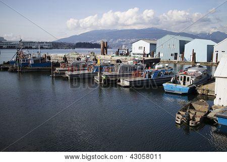 Tugboat Corral