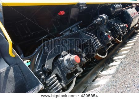 Railroad Chassis