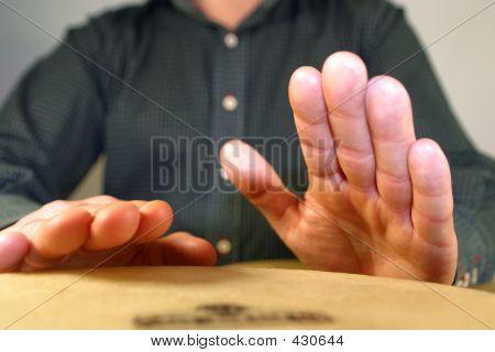Drummer's Hands