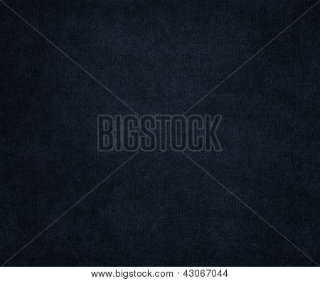 Dark Paper Background Blue Texture