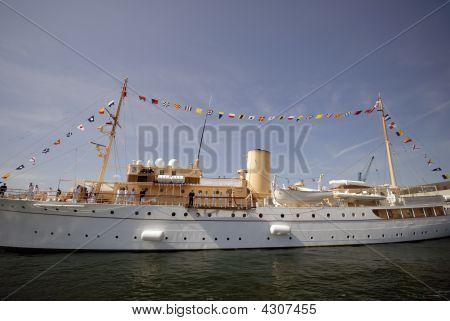 Naval Yacht