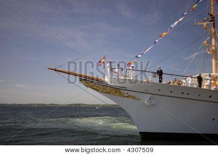 Yacht Bov