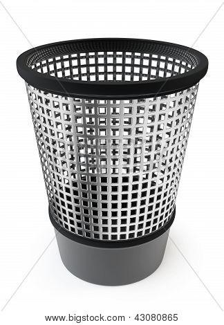 Empty Trash, Garbage Bin