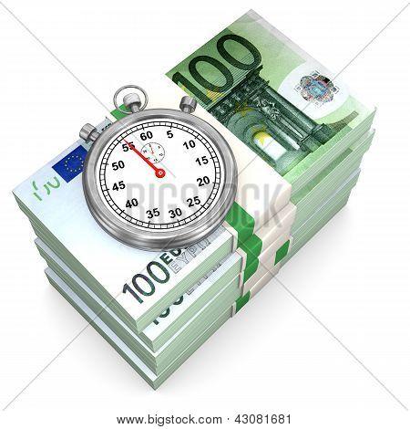 Stopwatch Euro
