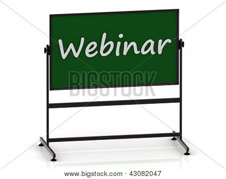 Webinar On School Green Board