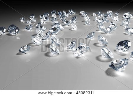 Some Diamonds On The Floor