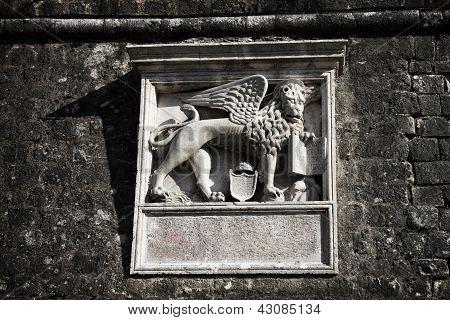Venetian Wing Lion