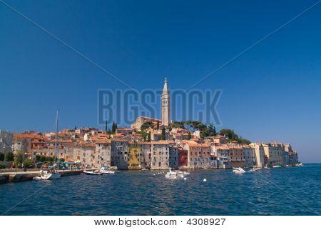 City Rovinj, Croatia
