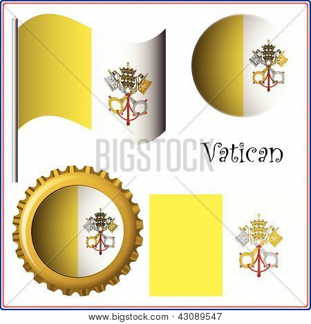 Vatican Graphic Set