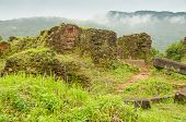 pic of champa  - My Son temple ruins - JPG