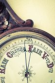 picture of barometer  - Traditional wall - JPG