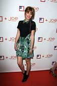 LOS ANGELES - MAR 7:  Bella Thorne arrives at the introduction of Joe Fresh at JCP at the Joe Fresh