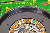 Постер, плакат: Некоторые игры казино