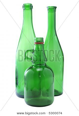 Three Bottles