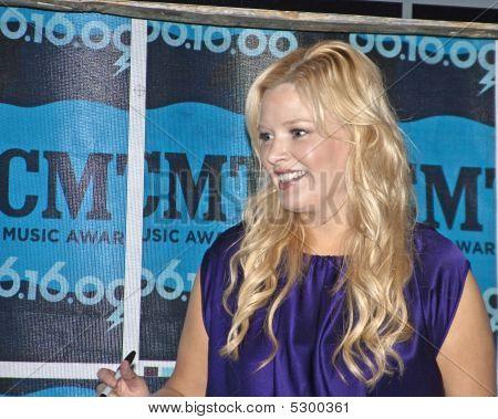 Melissa Peterman - Cma Festival 2009