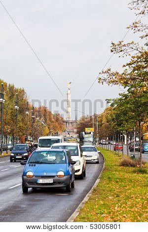 Klingelhoferstrasse In Berlin