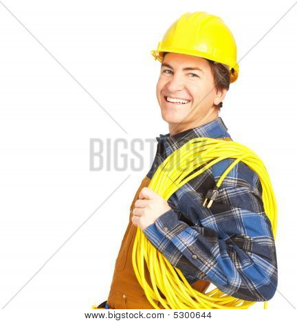 Handsome Builder