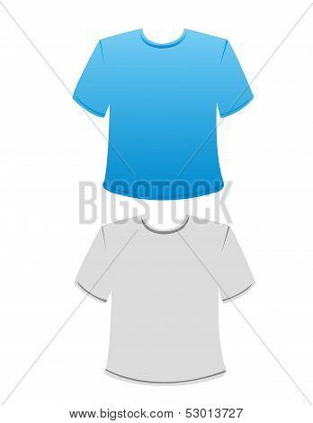 Apparel shirts template t-shirt templates