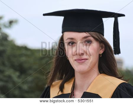 Graduation Close Up