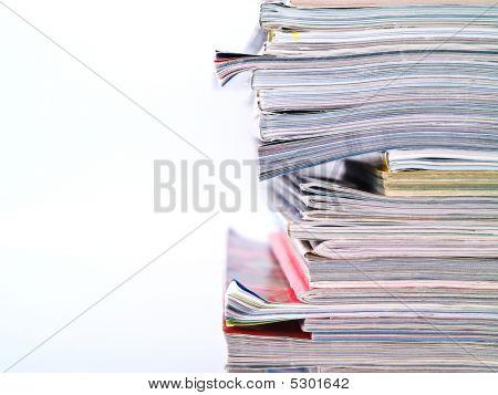 Revista apilados Half Frame