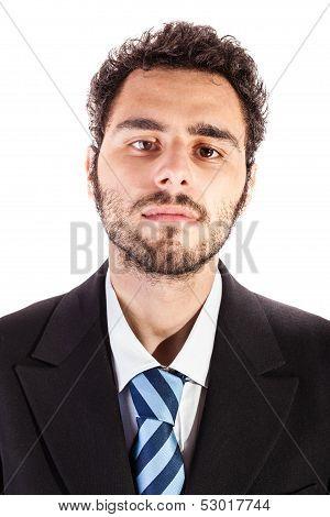 Neutral Businessman