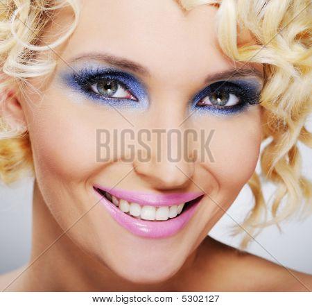 Laughing Beautiful Girl