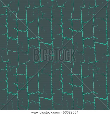 Cracks seamless pattern