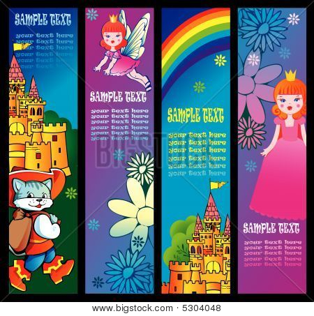 Fairy-tale Banners