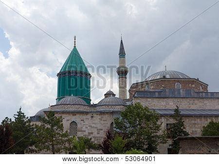 Mevlana Museum And Mausoleum