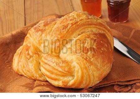 Golden Croissant