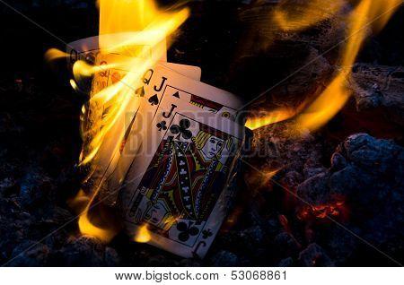 Burning Full House
