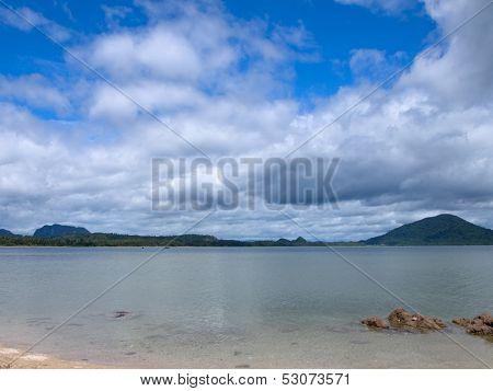 A Beach In Pak Nam Tako