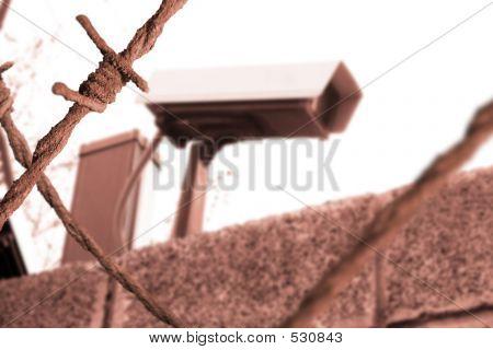 Surveillance In Sepia