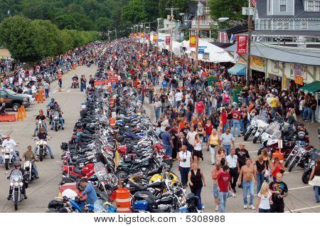 Laconia Motorcycle Week 2009