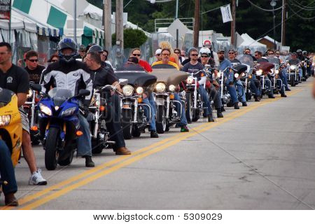 Laconia Motorcycle Week 2009