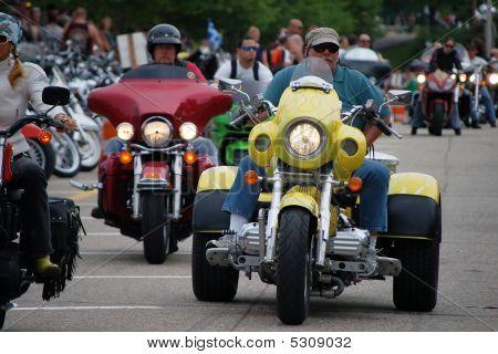 Laconia Motorrad Woche 2009