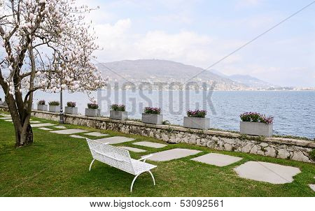 Spring By The Sea