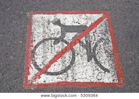 Bicyclists Don't Have A Road