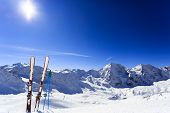 picture of italian alps  - Ski - JPG