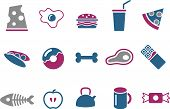 pic of bonefish  - Vector icons pack  - JPG