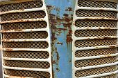 Car Radiator Background