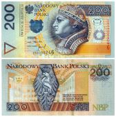 Polish Currency poster