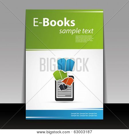 Flyer or Cover Design - E-Books