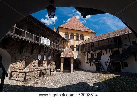 Prejmer Fortified Church, Romania