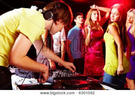 in Nightclub